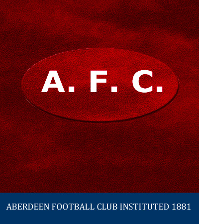 Aberdeen Football Club Instituted 1881 Logo - Designed by Graeme Watson © 2019