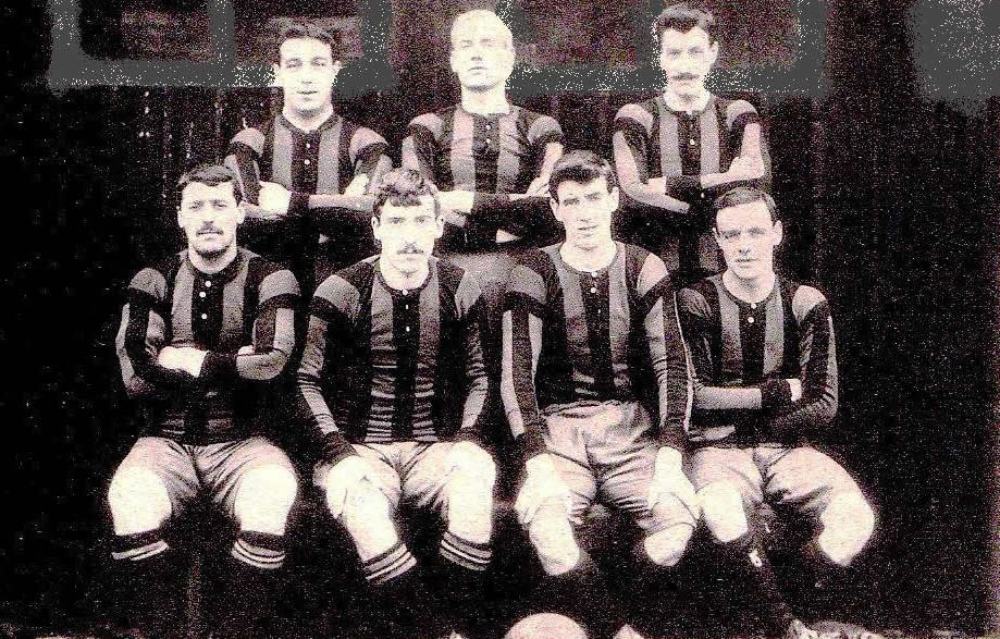 Aberdeen F.C. 1904-05 - No copyright - attached