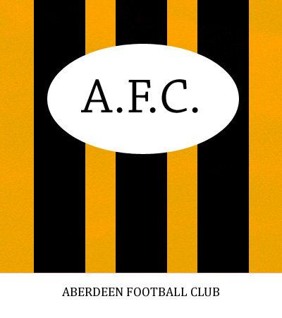 Aberdeen Football Club 1911 Logo - Designed by Graeme Watson © 2019