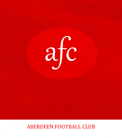 Aberdeen Football Club 1970's type Logo is used to convey the meaning intended and avoid tarnishing or misrepresenting the intended image - This version designed by Graeme Watson 2019 (Use of the logo here does not imply endorsement.)